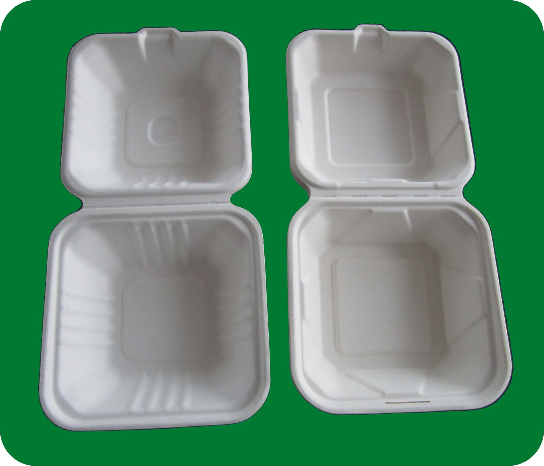 6 inch Hamberger Box
